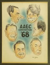 Image of 'AAEC Convention 68' - Huffaker, Sandy